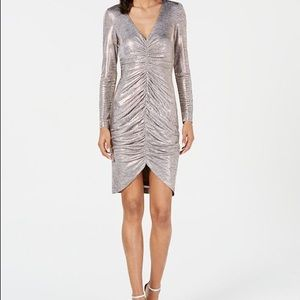 🆕 Vince Camuto Metallic Dress